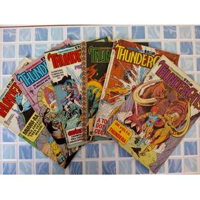 Thundercats Hqs Anos 80 - Editora Abril - R$37,00 Cada!