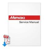 Archivo Pdf - Mimaki Cg-60st Corte Plotter Service Manual