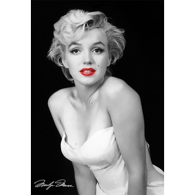 Pôster Adesivo Marilyn Monroe 60x88cm