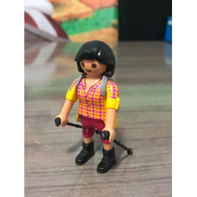 Playmobil Série 6 - Exploradora