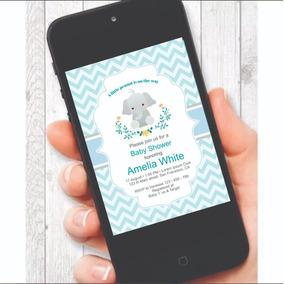 Arquivo Digital Convite Aniversario Infantil Envio Grati