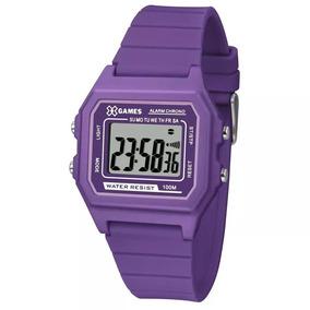 213ec27c581 Relogio X Games Esportivo Feminino - Relógios De Pulso no Mercado ...