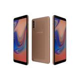 Smartphone Samsung Galaxy A7 128gb 2018 +capa+película Brind