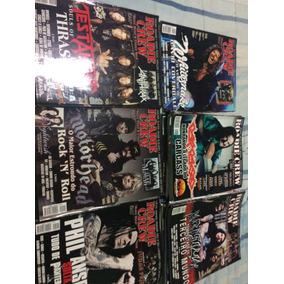 Revista Roadie Crew Avulsa Complete Sua Coleção