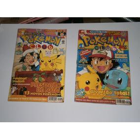 Pokémon - Diversas Revistas - 3 Por