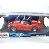 Shelby Series One Maisto Special Edition Escala 1/18