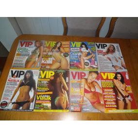 Revista Vip Lote 13 Revistas Masculinas