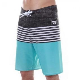 #kit 4 Bermudas Tactel Extras Masculina 34 Até 68 Plus Size