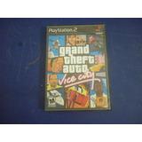 Grand Theft Auto Vice City Para Play Station 2
