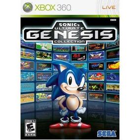 Sonic Ultimate Genesis Collection (xbox 360) Lacrado