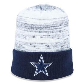 Bone Gorro Nfl Dallas Cowboys Toca. Distrito Federal · Gorro Touca Dallas  Cowboys Knit Chiller Tone - New Era 9e1abc689f2
