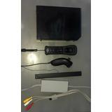 Nintendo Wii Con Pareja De Controles , Completa,con 1 Juego