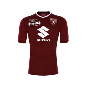 Jersey Kappa Torino Italia Local 2018-19 Original Jugador 53e84b3698572