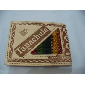 Cartera Artesanal Tapachula Chiapas / Piel / Mayoreo