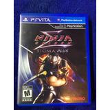 Ninja Gaiden Sigma Plus Psvita