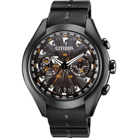 Relógio Citizen Satellite Wave - Eco Drive- Cc1076-02e