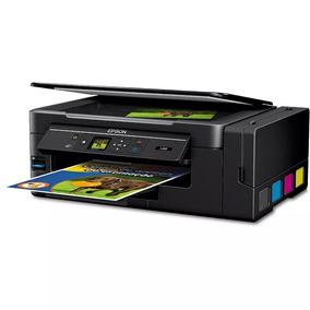 Impressora Multifuncional Epson Ecotank L495 Jato C11cf47302