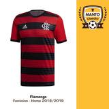b70b06415f Uniforme Do Flamengo Feminino no Mercado Livre Brasil