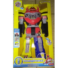 Imaginext - Megazord Transformador