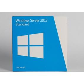 Server Standard 2012 Box Original Lacrado.