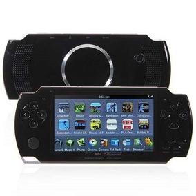 Video Game Portátil Mp5 Multimedia Player Pmp 8gb Console