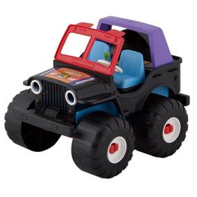 autos jeep modificados 4x4 - juguetes en mercado libre argentina