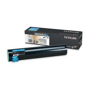 Cartucho Toner Lexmark Ciano 22k X945 - X945x2cg