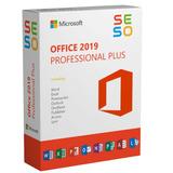 Office 2019 Pro Plus Licencia Original 365 Para 5 Pc Y Mac