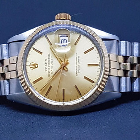 9c0398c613e Rolex Date Just 36 Mm Lindo Ref. 16013. R  15.000