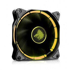 Eagle Warrior Acledfanhalo4egw Ventilador 12 Cm Tubo Leds Am
