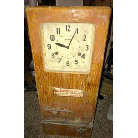 Reloj Checador Antiguo