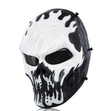 Airsoft Tactical Paintball Full Face Mask