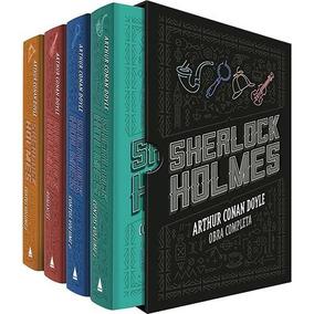 Foto 2 - Box - Sherlock Holmes (4 Volumes)