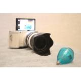 Camara Fotográfica Usada Samsung Nx300m Con Wifi Y Touch
