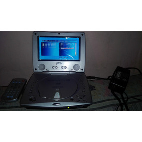 Dvd Player Portatil Jwin