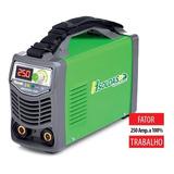Inversora Solda Industrial Arc 250 Amperes Igbt Hylong