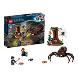 Harry Potter Guarida De Aragog Int 75950 Original Lego
