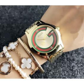 Relógio Feminino Gucci Quartzo Luxo