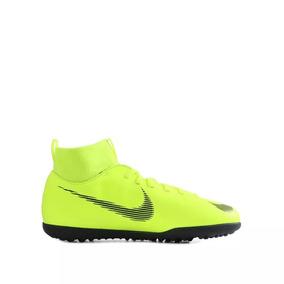 big sale 70da0 b2812 Botas Niño Nike Mercurialx Superfly Club Turf Rápido Futbol