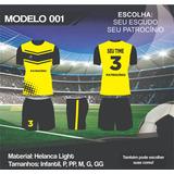 Uniforme Futebol Com 20 Pecas no Mercado Livre Brasil 8ac4c5d320e69