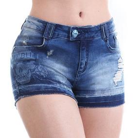 Shorts Pit Bull Jeans. Coleção 2018.