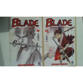 Mangá Blade A Lâmina Do Imortal - 1 A 38 Ed. Conrad
