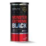 Monster Extreme Black 22 Packs Probiotica