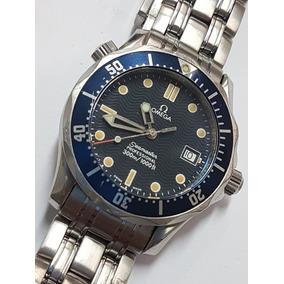680b73b5656 Relogio Omega Seamaster Profissional - Relógios no Mercado Livre Brasil