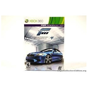 Forza Motorsport 4 Limited Edition Xbox 360