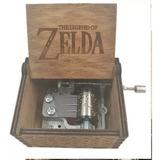 Caixinha De Musica Castelo, Zelda, Star Wars, Game Of Throne