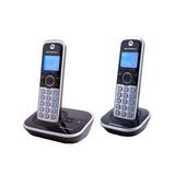 Telefonos Inalambricos Motorola Doble 4800bt2 Bluetooth Pcm