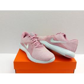 Tenis Nike Flex Trainer 8 Dama Rosa 100% Originales