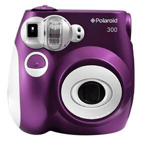 91e4d6800d326 Camera Polaroid Pic 300 Roxa - Câmeras e Acessórios no Mercado Livre ...