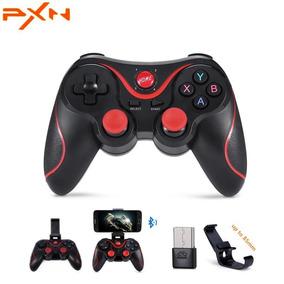 Kit Controles Gamers Sem Fio /pc/ios/smartphone/smart Tv/